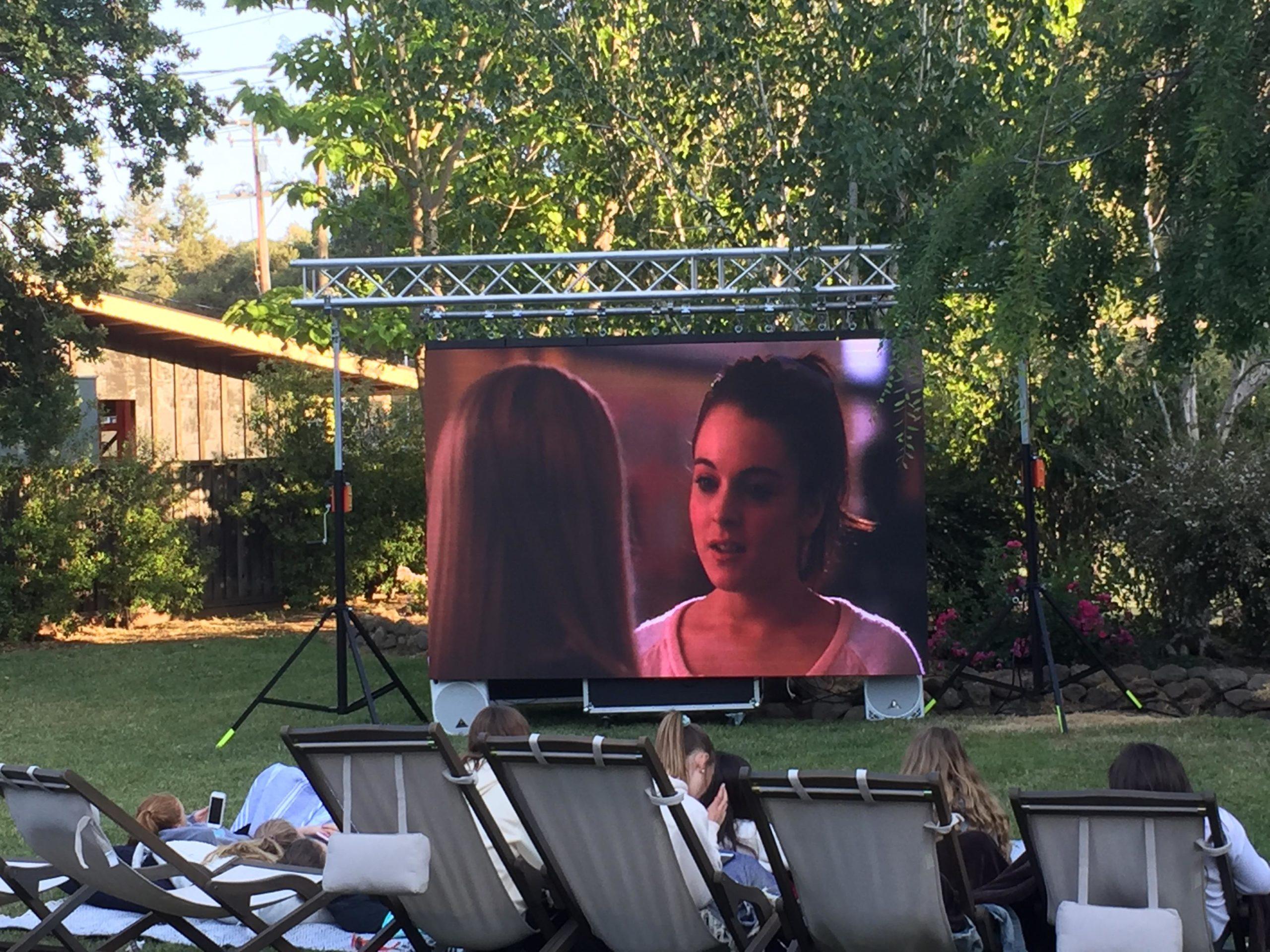led display screen rental