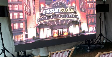 LED Video Wall Amazon Orlando